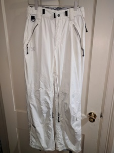 White snow pants - women's medium  rental Washington, DC (Hagerstown, MD)