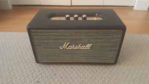 Marshall Stanmore Bluetooth Speaker, Black rental New York, NY