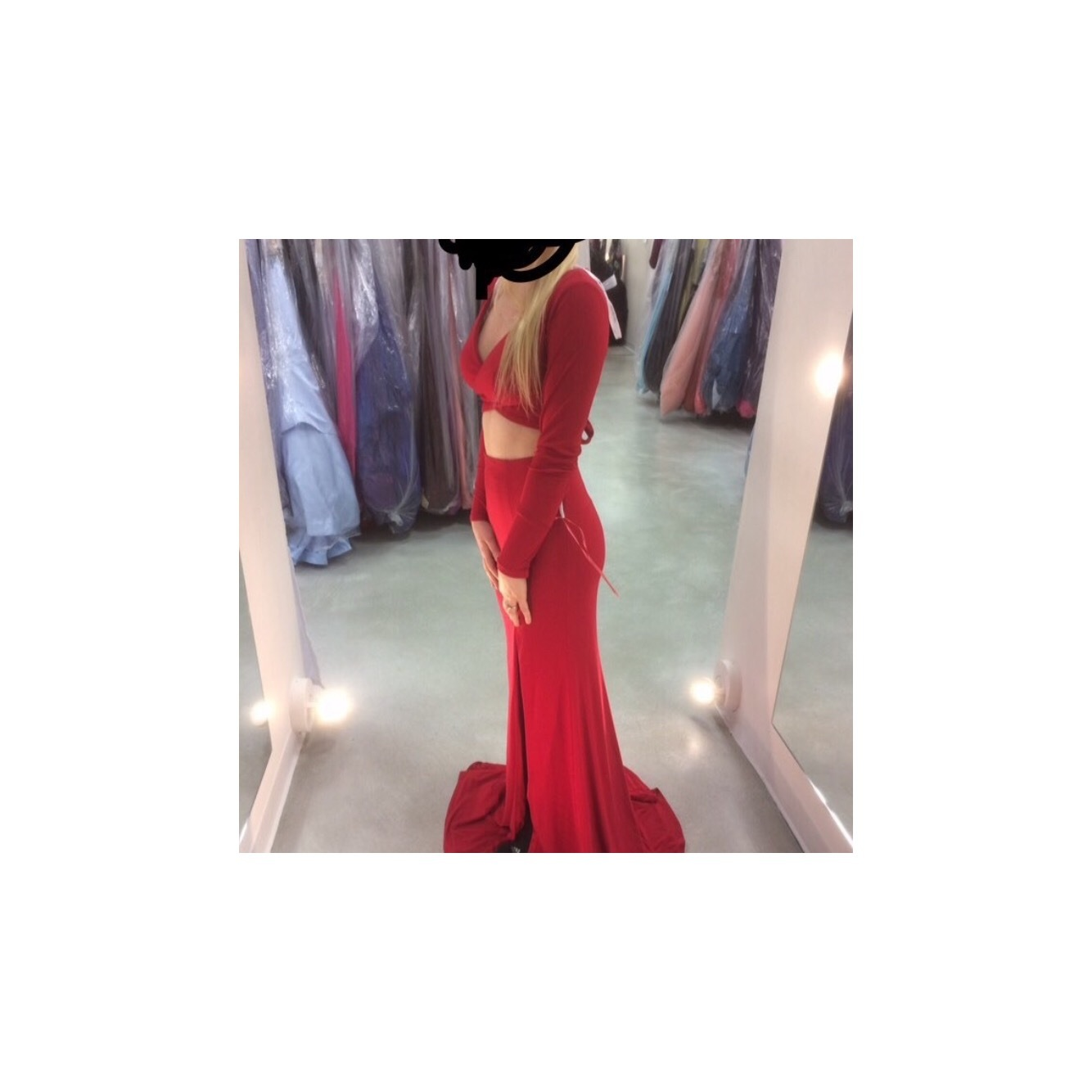 bda46ed1e7430 Loanables:Sherri Hill Prom Dress Rental located in Lowell, MA