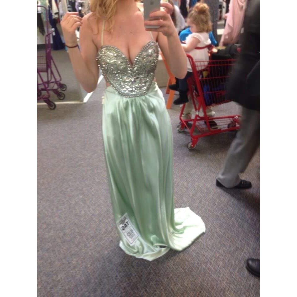 Loanables:Prom Dress located in Lowell, MA