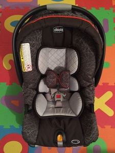 Gorgeous and safe infant car seat with the base rental New York, NY