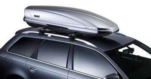 Thule Car Top Carrier rental Minneapolis-St. Paul, MN