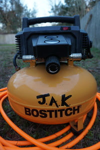6 Gallon Air Compressor rental Jacksonville, FL