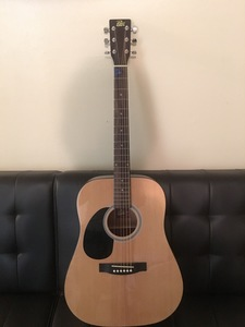 Rogue RG-624 Left-Handed Dreadnought  rental Houston, TX