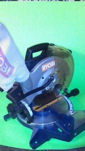 Ryobi Dual bevel 10in Compound Miter saw rental Los Angeles, CA