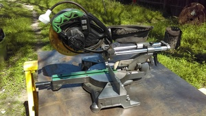 Sliding compound mitre saw rental Austin, TX
