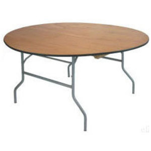 "36"" Round Table  rental Austin, TX"