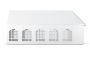 20 x 50 White Frame Tent rental Austin, TX