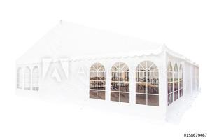 30 x 60 White Frame Tent rental Austin, TX