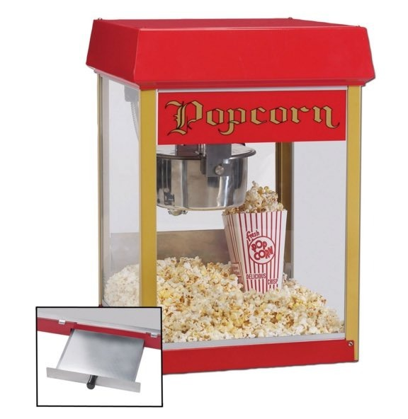 Merveilleux Tabletop Popcorn Machine Rental Austin, TX