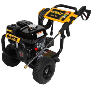 Honda GX200 3,400 PSI 2.5 GPM Gas Pressure Washer rental New York, NY