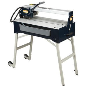 7 in. 1.5 HP Bridge Wet Cut Tile Saw with Stand rental San Antonio, TX