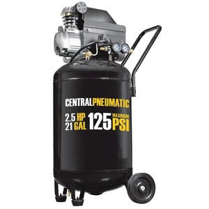 21 gal. 2.5 HP 125 PSI Vertical Air Compressor rental San Antonio, TX