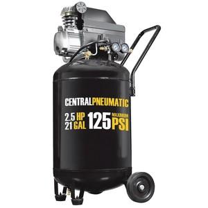 21 gal. 2.5 HP 125 PSI Vertical Air Compressor rental San Antonio, TX
