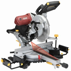 12 in. Compound Miter Saw With Laser Guide System rental San Antonio, TX