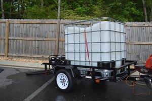 Mobile detailing trailer rental Raleigh-Durham (Fayetteville), NC