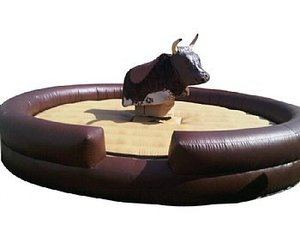 Mechanical Riding Bull rental Austin, TX