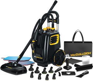 McCulloch MC1385 Steam Cleaner rental Sacramento-Stockton-Modesto, CA