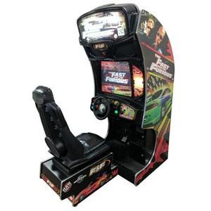 Fast & Furious Arcade Game rental Austin, TX