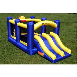 Island Hopper Bounce House rental Austin, TX