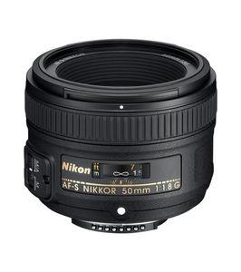 NIKON AF-S NIKKOR 50 mm f/1.8G Standard Prime Lens rental Chicago, IL