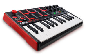 AKAI	MPK Mini mkII	 25-Key USB MIDI/Pad Controller rental Chicago, IL