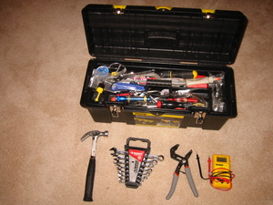 Toolbox -- fully loaded! rental Austin, TX