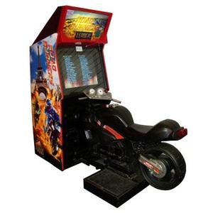 Motorcycle Arcade Game (Road Burners) rental Austin, TX