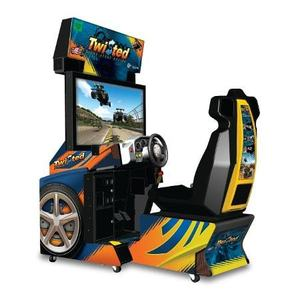 Stunt Racing Arcade Game rental Austin, TX