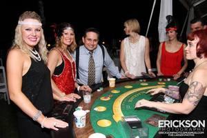 Blackjack table rental Austin, TX