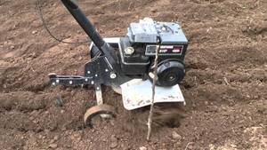 Rototiller - 5hp Craftsman rental Boston, MA-Manchester, NH