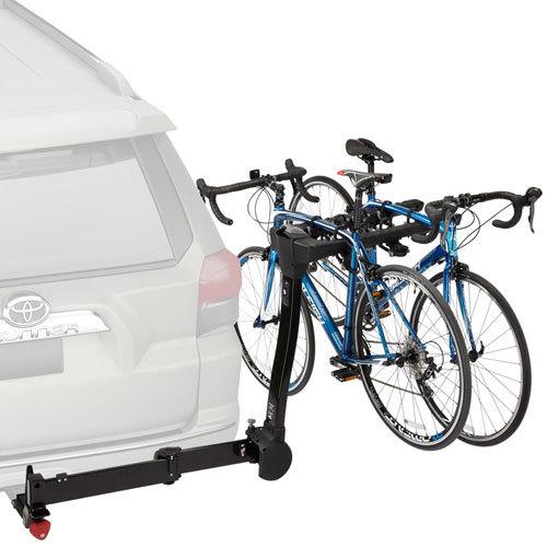Loanables Yakima 4 Bike Swing Away Rack Rental Located In