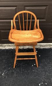 Vintage High Chair rental Miami-Ft. Lauderdale, FL