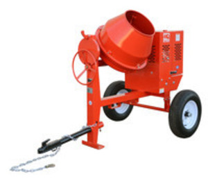 Craftsman towable concrete mixer rental Salt Lake City, UT