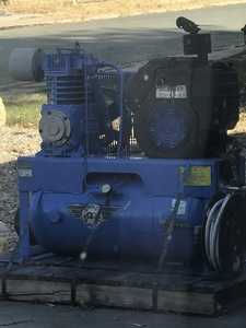 Quincy air master compressor rental Salt Lake City, UT