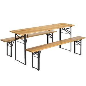 Table & Bench Set rental Austin, TX