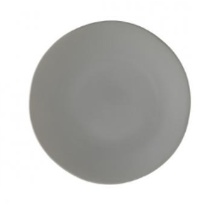 Grey Dinner Plate rental Austin, TX