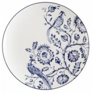 Bird Print Dinner Plate rental Austin, TX