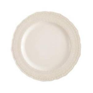 White Lace Dinner Plate rental Austin, TX