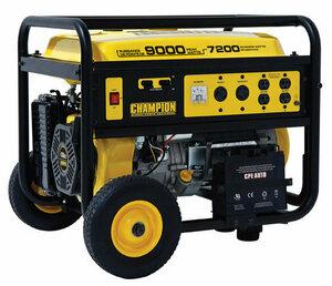 7500 Watt Generator rental Austin, TX