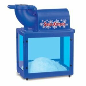 snow kones snow cone machine ice shaver rental Los Angeles, CA
