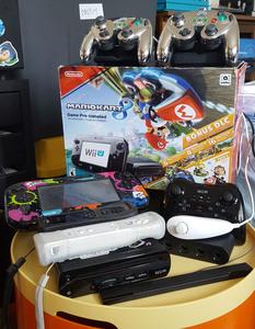 Wii U rental San Francisco-Oakland-San Jose, CA