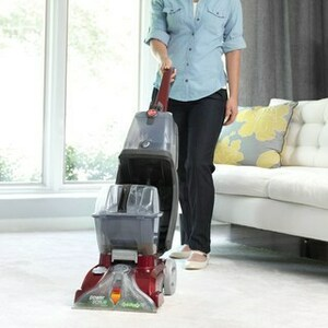 Hoover PowerScrub Deluxe Carpet Cleaner rental Los Angeles, CA