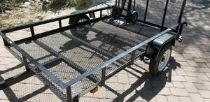 Utility trailer 8 x 5ft  rental Phoenix, AZ