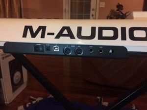 M-Audio Axiom AIR 49 rental Atlanta, GA