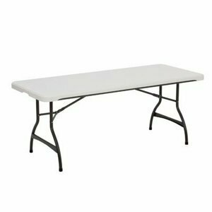 6' Folding Table rental San Antonio, TX