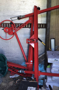 Dry Wall/ sheet rock lift rental New York, NY