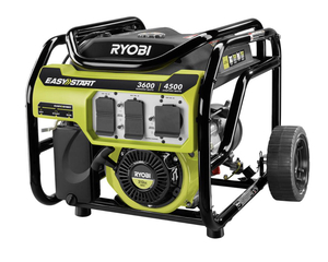 Ryobi Generator rental Greenville-New Bern-Washington, NC