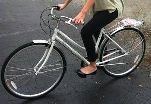 Women's Schwinn 3-Speed Bicycle rental Atlanta, GA