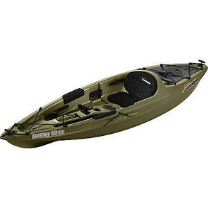 Sun Dolphin 10ft Kayak Green or Grey rental Detroit, MI